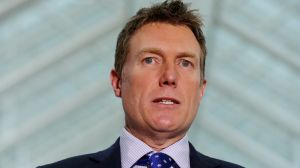 Minister for Social Services Christian Porter is widely expected to take over from George Brandis as Attorney-General.