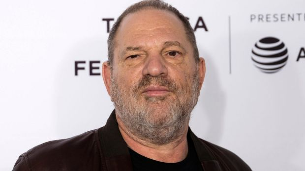 Harvey Weinstein was slapped in the face at a restaurant in Arizona.