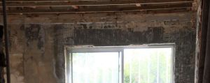 It's been estimated that as much as two-thirds of the asbestos installed in homes in the 1940s, '50s and '60s is now ...