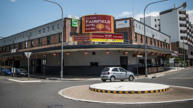 The Fairfield Hotel has committed to giving $2.6 million in donations to community organisations if its application to ...