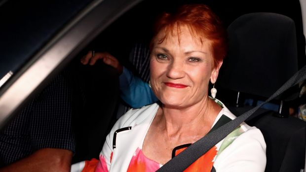 Pauline Hanson is creating a headache for Malcolm Turnbull, threatening to divide the moderates and conservatives in the ...