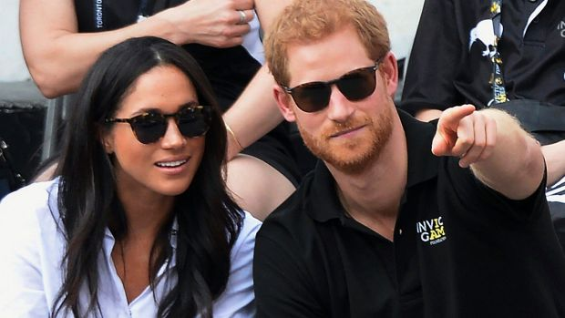 Engagement marks Harry's transformation from party prince to respectable royal