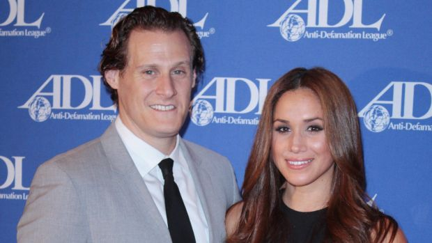 5 things to know about Meghan Markle's ex-husband, Trevor Engelson