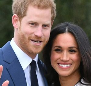Prince Harry, fifth in line for the British throne, will marry American actress Meghan Markle next May.