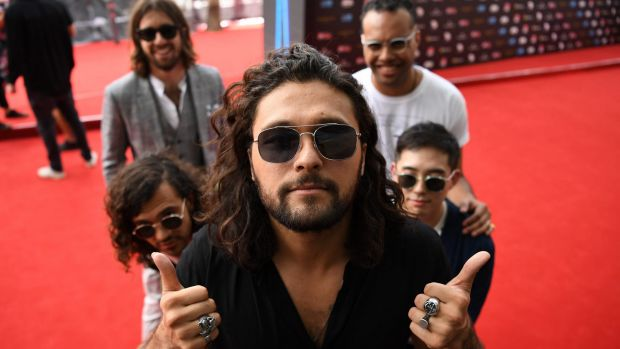 From the inner west to the ARIAs, Gang of Youths have made quite the journey.