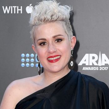 Katie Noonan at last November\'s ARIA Awards.
