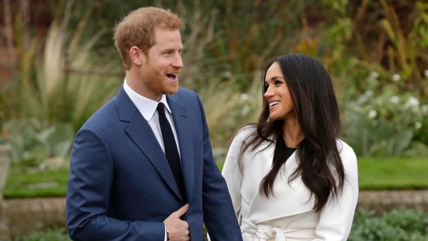 Meghan Markle and Prince Harry – AKA the only good news we've had in ages