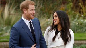 Prince Harry and Meghan Markle announced their engagement last month.