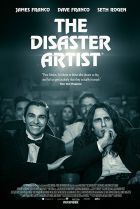 The Disaster Artist film poster.