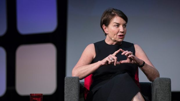 Anna Bligh, chief executive officer, Australian Bankers Association has previously confirmed Botox is part of her regime.