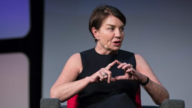 "Australian Bankers Association's Anna Bligh said 2018 was ""shaping up as a year of intense change for Australia's banks""."