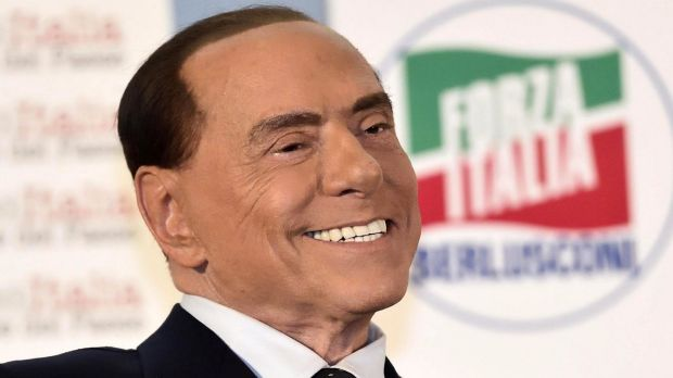 Silvio Berlusconi debuts new face and everybody is talking about it