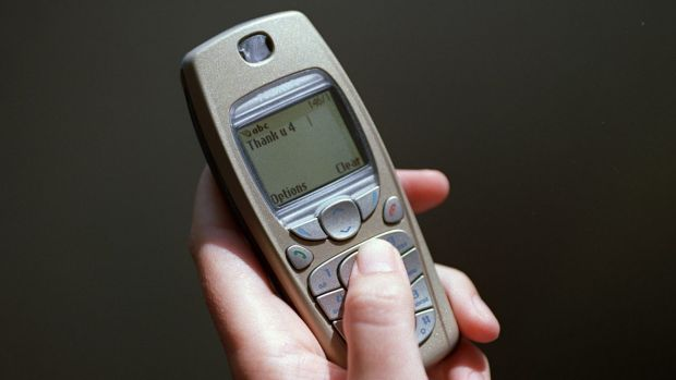 The SMS is 25 years old this week.
