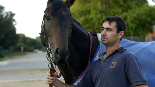 Canberra horse trainer Garry Kirkup remains gravely ill following a car crash on Sunday.