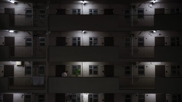 The huge government apartment complexes called danchi once epitomised postwar optimism. Now they are known for lonely deaths.