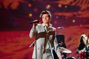Harry Styles could be in the running for Bond 2022.