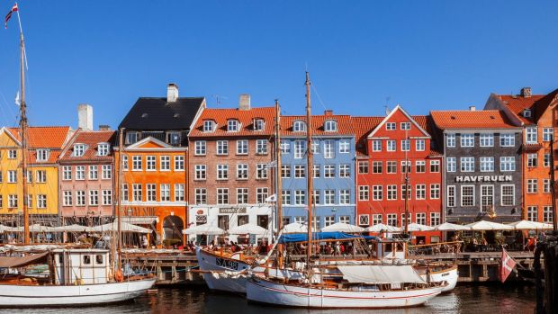 Macquarie is making a bold dive into Danish telecoms.