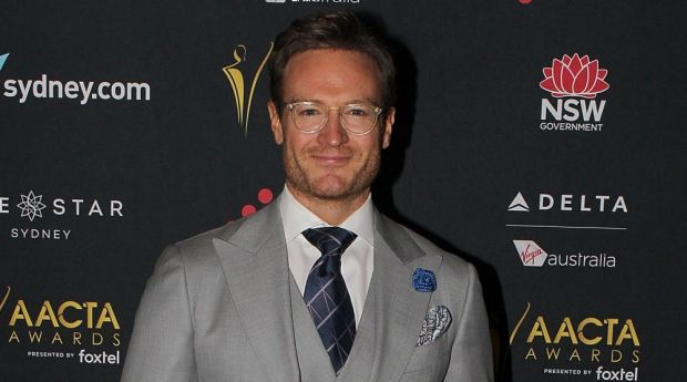 Josh Lawson who best short fiction film for The Eleven O'Clock.