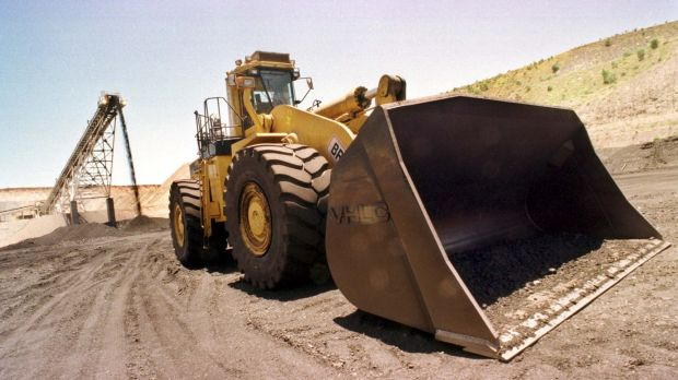 Mining industry employees secured a pay rise of just 1.9 per cent in September.