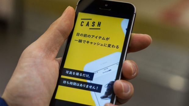 Yusuke Mitsumoto founded Cash in August and soon sold it to one of Japan's richest people for 7 billion yen.
