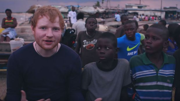 Ed Sheeran's Comic Relief charity appeal has been slammed as one of the year's worst fundraising campaigns.