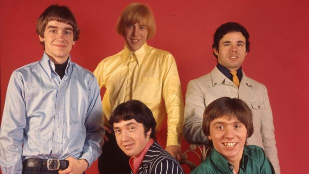 The Easybeats, described by musician Kram as the Beatles of Australia.
