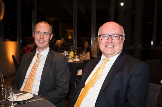 Stephen Donaghue, and George Brandis.