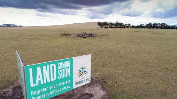 The Montalto land in Donnybrook that Dennis Family Corporation wants to build 5000 homes on and call Peppercorn Hill. ...