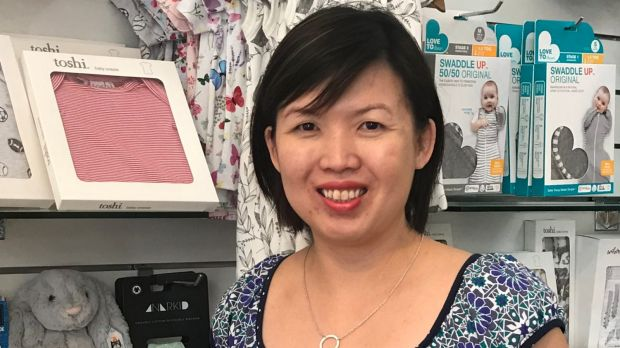 Jessie Goh is the owner of online boutique Summer Lane.