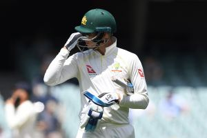 Struggling: Peter Handscomb