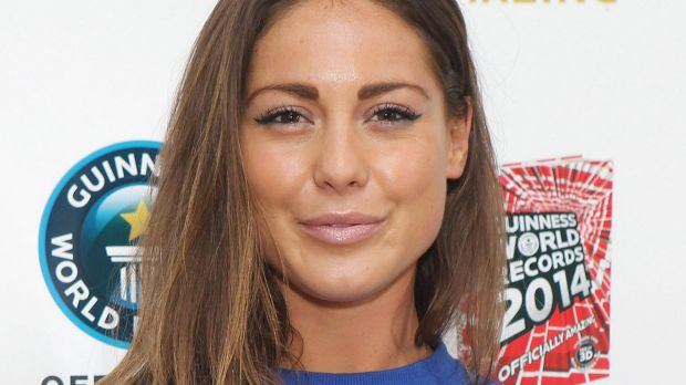 'Body positive'? Louise Thompson.