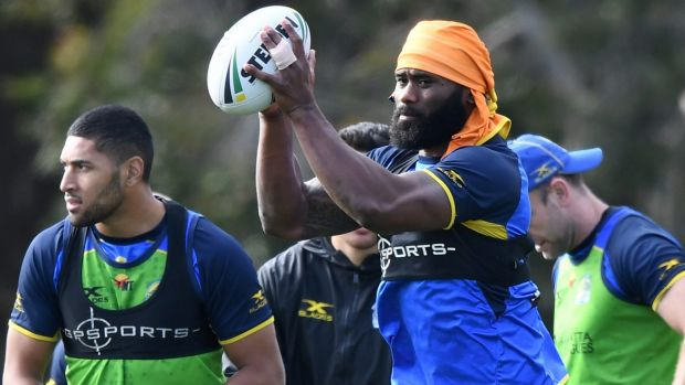 Code hopper: Semi Radradra has starred for Toulon after making the switch to union.