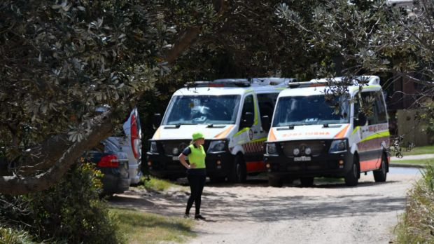 NSW Ambulance Superintendent David Horseman said rescuers will not stop searching until the boy is found.