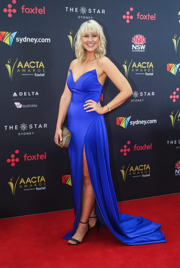 7th AACTA Awards presented by Foxtel at The Star .
