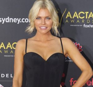 Sophie Monk arrives at the AACTA (Australian Academy of Cinema and Television Arts) Awards at The Star.