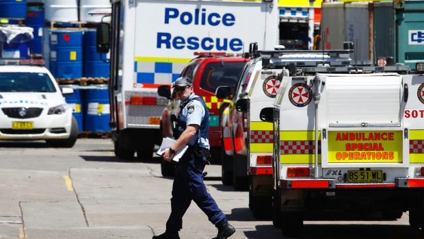 Police will prepare a report for the coroner, and SafeWork NSW is investigating.