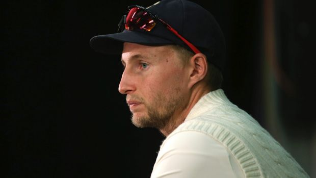 England skipper Joe Root.