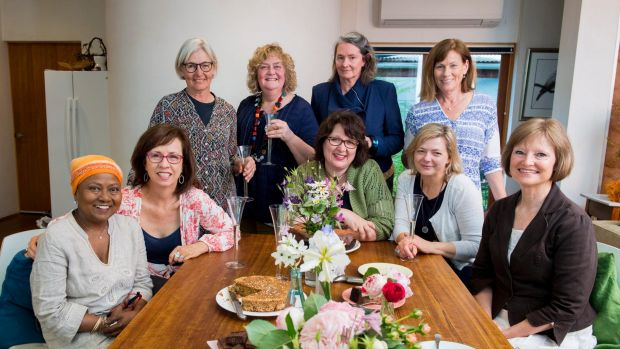 The Singed Sisters were a group of women who supported each other in the aftermath of the January 2003 bushfires. Nearly ...