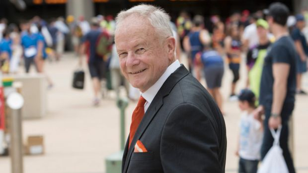 Wide-ranging: Tony Shepherd wears two hats, as chair of the Sydney Cricket and Sports Ground Trust and chair of the ...