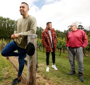 Jarman Impey, Glenn Manton and Alec Epis are connected by something that began in the 1950s.