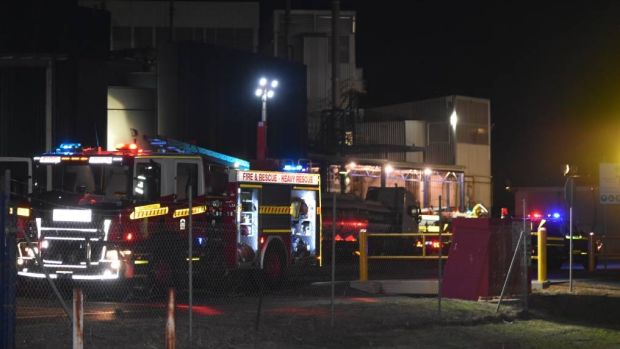 Wa Man Suffers Serious Injuries In An Explosion At Oil
