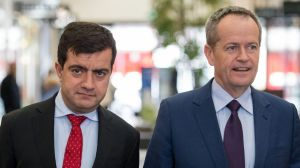 Labor leader Bill Shorten had been left looking impotent to the Labor Right in the face of serious allegations against ...