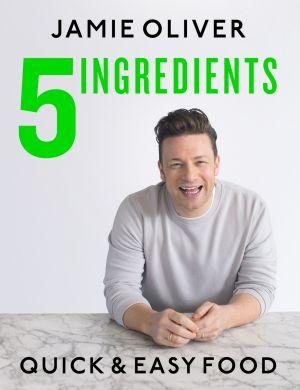 Jamie Oliver tops the Food & Drink bestsellers' list.