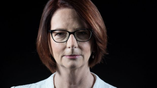Former prime minister Julia Gillard ordered the royal commission in 2012.