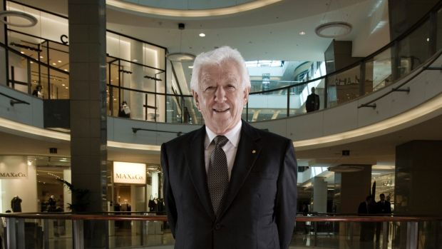 For more than 50 years, Lowy was the innovator in retail property.