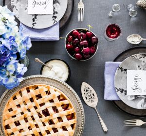 Learn how to create a chic evening soiree.