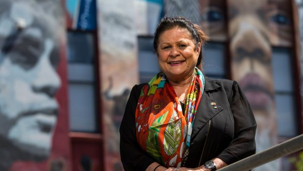 Jill Gallagher has been named Victorian Treaty Advancement Commissioner.