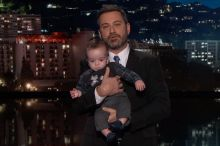 Jimmy Kimmel made an emotional plea for children's health care with son Billy.