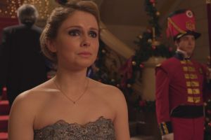 NZ actress Rose McIver in Netflix's A Christmas Prince.