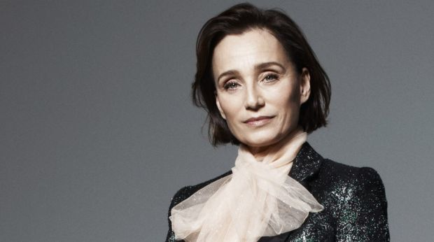 Kristin Scott Thomas: it's expected that we will dye our hair